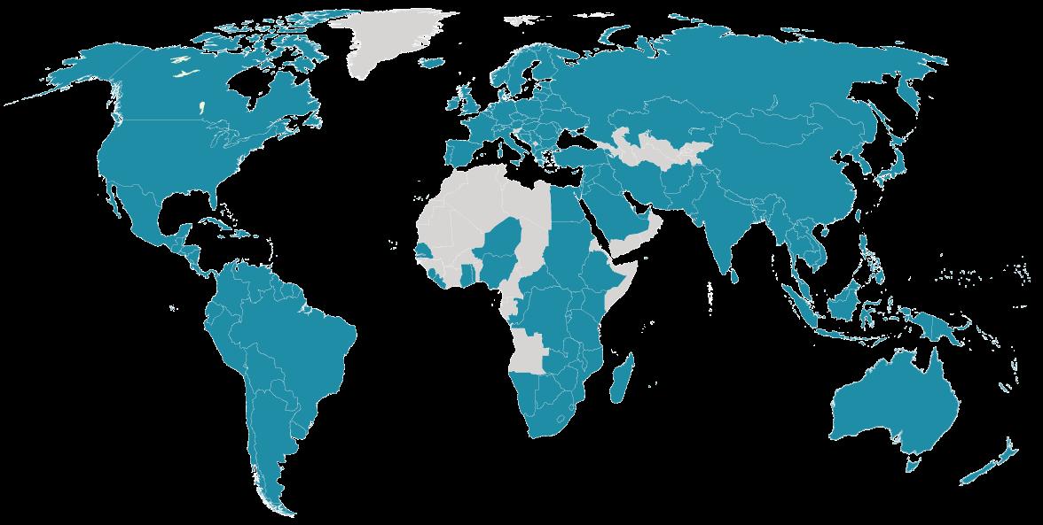 world map ANGA